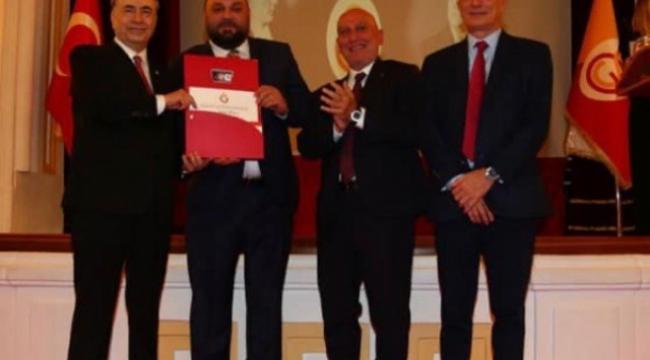 Kökten, Galatasaray Genel Kurul Üyesi Oldu
