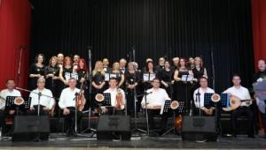 Merhum Koro Şefi Şahin Türkeşssiz Anısına özel konser
