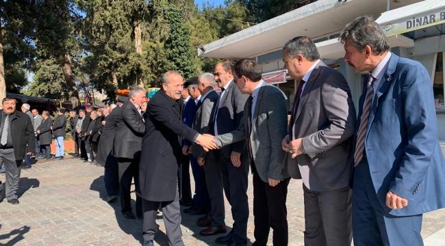 MHP'li belediye başkanları Dinar'da istişare etti