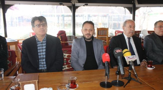 Mustafa Dağhan'dan Birlik Çağrısı