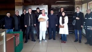 Patatesli Ekmeğe Coğrafi Ürün Denetimi Yapıldı
