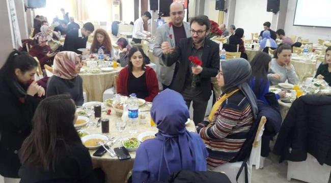 Sözleşmeli öğretmenler tanışma toplantısı yapıldı
