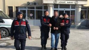 Suç makinesi Afyonkarahisar'da yakalandı