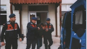 Trafolara dadanan hırsızlar jandarmanın sıkı takibi sonucu yakalandı