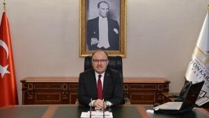 Vali Mustafa Tutulmaz'ın Yeni Yıl Mesajı