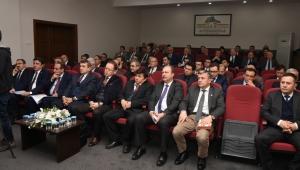 2020 Yılının ilk İl Koordinasyon Kurulu Toplantısı Yapıldı