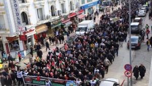 Afyonkarahisar'da STK'lardan ABD'nin Kudüs kararına tepki