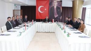 Afyonkarahisar'daki Oda ve Borsalar, Dış Ticaret Faaliyet Paylaşım Protokolü İmzaladı