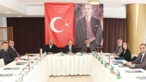 Afyonkarahisar STK Temsil Heyeti'nin İlk Toplantısı Yapıldı
