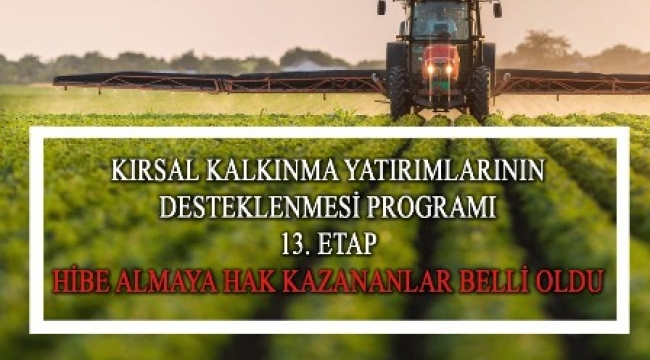 Afyonkarahisar tarımsal hibelerden 2020 yılında iki katı yararlanacak