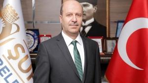Başkan Bozkurt'tan Başsağlığı Mesajı