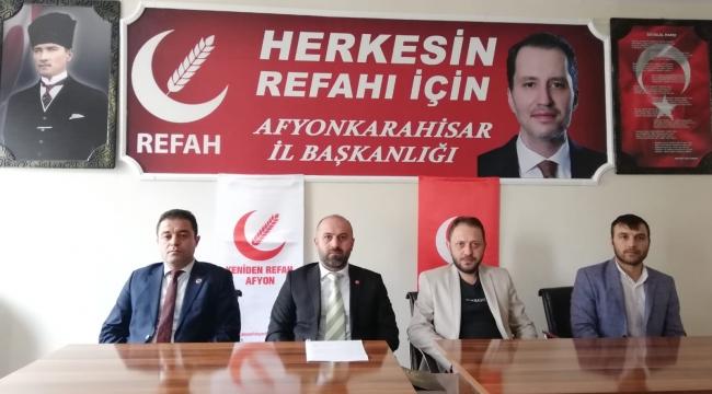 Türkiye'nin her alanda öncü bir güç olması için çalışacağız