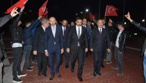 Afyonkarahisar Ülkü Ocakları Hocalı katliamını andı