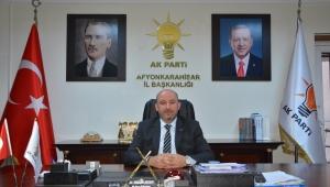 AK Parti'de birim başkanlıklarında görev değişimi