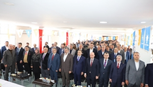 Ak parti Emirdağ 7. Olağan kongresi yapıldı