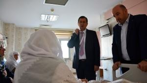 AK Parti İl Başkanı Sezen'den Tıp Bayramı mesajı