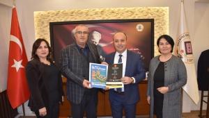 Akdeniz Belediyeler Birliğinden Dazkırı Belediyesi'ne Ziyaret