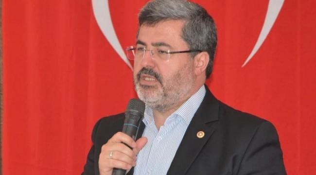 Akparti Milletvekili Özkaya : Ülkemizin önceliği halkın sağlık ve refahıdır