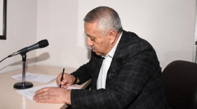 Başkan Zeybek Afyonkarahisar'a seslendi