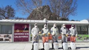 Coronavirüs mücadelesi için Afyonkarahisar Belediyesine 3 milyar destek