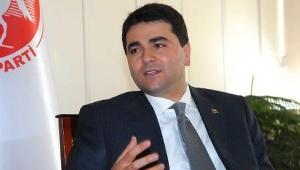 DP Lideri Uysal Coronavirüs pandemisi için 1 milletvekili maaşını bağışlayacak