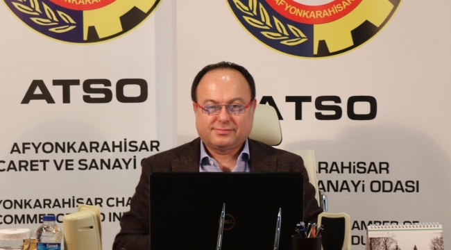 Serteser, Hisarcıklıoğlu'nun Video Konferans Toplantısına Katıldı