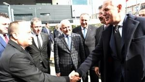 Serteser, ICC girişimcilik merkezi İstanbul ofisi'nin açılış törenine Katıldı