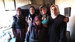 Sevim Zeybek'ten Kadınlar Günü Ziyareti