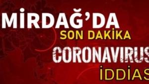 Son Dakika…..Afyonkarahisar'ın Emirdağ ilçesinde koronovirus iddiası 4 kişi karantinada