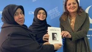 Sp Afyonkarahisar İl Kadın Kolları Erbakan'ı Anma Ve Anlama Programı Düzenledi