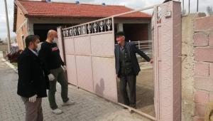 Şuhut CHP İlçe Başkanlığından 65 Yaş Üstü Vatandaşlara Vefa