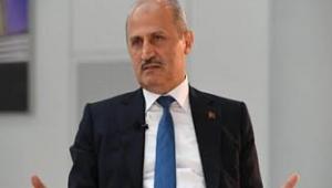 Ulaştırma ve Altyapı Bakanı Turhan Görevinden alındı