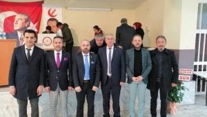 Yeniden Refah Partisi İhsaniye'de kongreye gitti