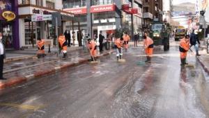 Afyonkarahisar Belediyesi Şehri Dımıl Dımıl Yıkıyor