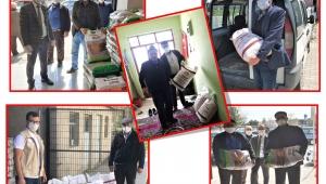 Afyonkarahisar'da Hibe destekli fasulye tohumu dağıtıldı ayçiçeği de yolda