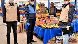 Afyonkarahisar'da Market, Pazar ve Mezbahaneler'de Denetimler Artırıldı.