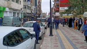 Afyonkarahisar'da sosyal mesafe kuralına uymayanlara 101 bin lira ceza kesildi