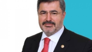 Akparti Milletvekili Özkaya : Hekimlerimize güvenelim ve Evde kal TÜRKİYE diyelim