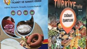 ATSO'nun Tescilini Aldığı Coğrafi İşaretli Ürünler, Dünya Gazetesi'nin Ekinde