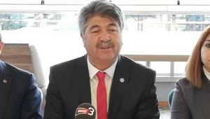 Genel Başkanımız ''HDP' yi PKK'yla birlikte konumlandırıyoruz '' diye cevap verdi