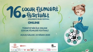 İlk Çevrim İçi Çocuk Filmleri Festivali 23 Nisan'da Başlıyor