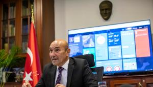 İzmir Büyükşehir Belediye Başkan Soyer : Evde kalın ama internetsiz kalmayın