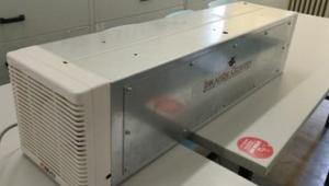 Koronavirüsle Mücadelede Meslek Liselerinden Yeni Hamle: UVC Hava Sterilizasyon Cihazı