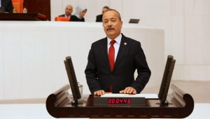 Milletvekili Taytak 1 aylık maaşını bağışladı