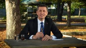Milli Eğitim Bakanı Selçuk'tan Velilere : İyi Ki Varsınız