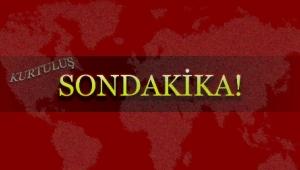Son Dakika…..Afyonkarahisar'da traktör ters yatarak devrildi