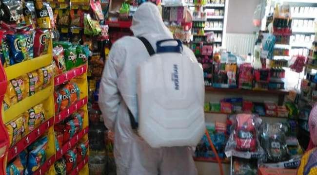 Afyonkarahisar'da Bakkalların alması gereken koronavirüs önlemleri