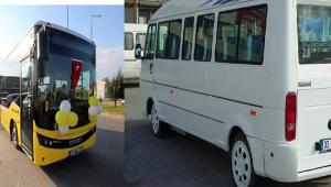 Afyonkarahisar'da Belediye otobüsleri ve minübüsler sokağa çıkma kısıtlamasında çalışacak