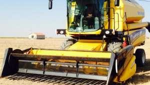 Afyonkarahisar'da biçerdöverler bakımları yapılarak hasada hazırlandı