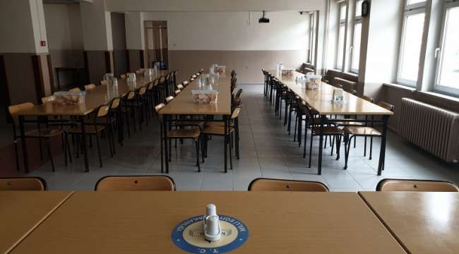 Afyonkarahisar'da Kamu kurumlarında Pazartesiden itibaren yemekhaneler açılıyor
